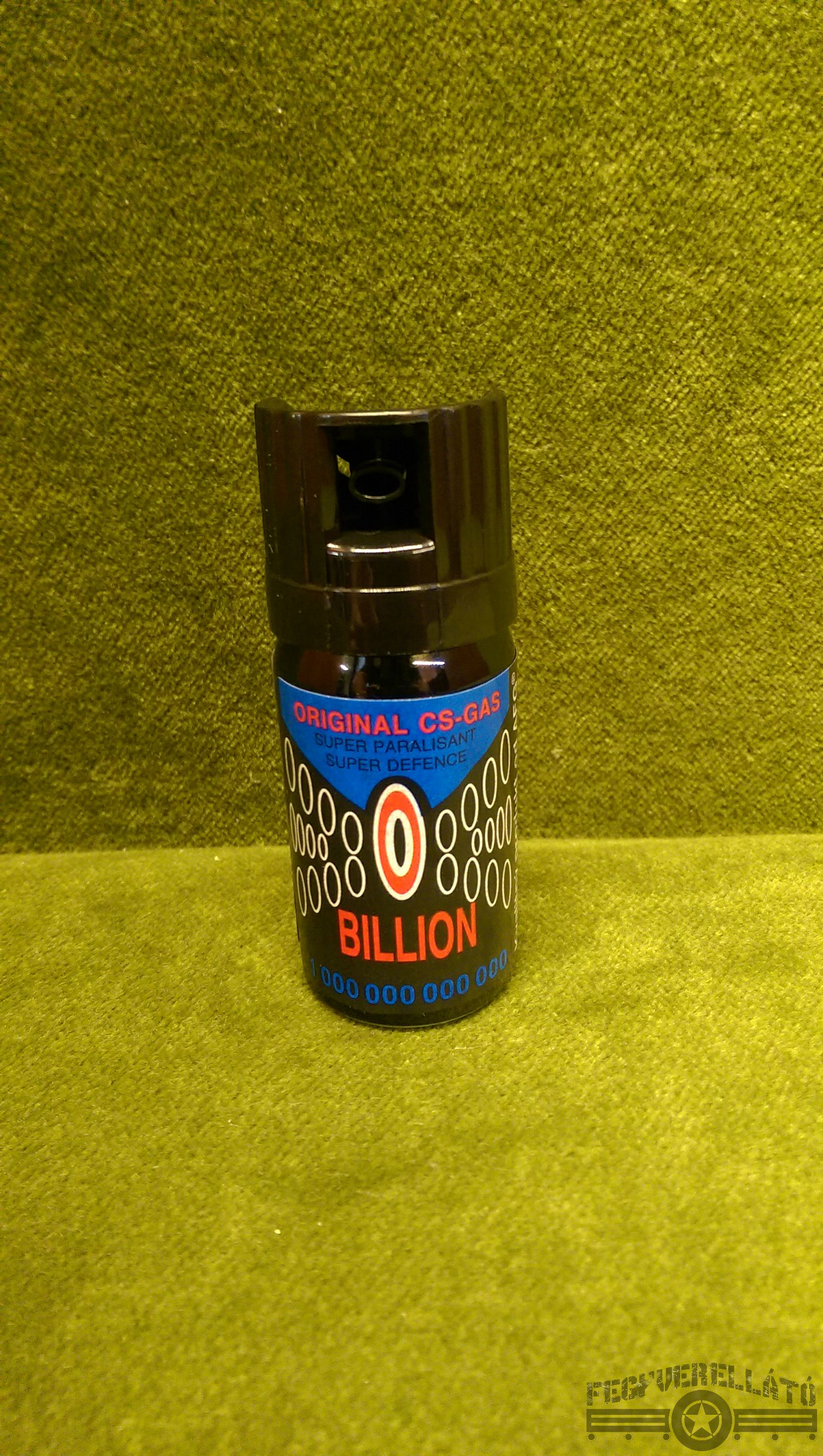 Billion, CS, FOG, 40 ml