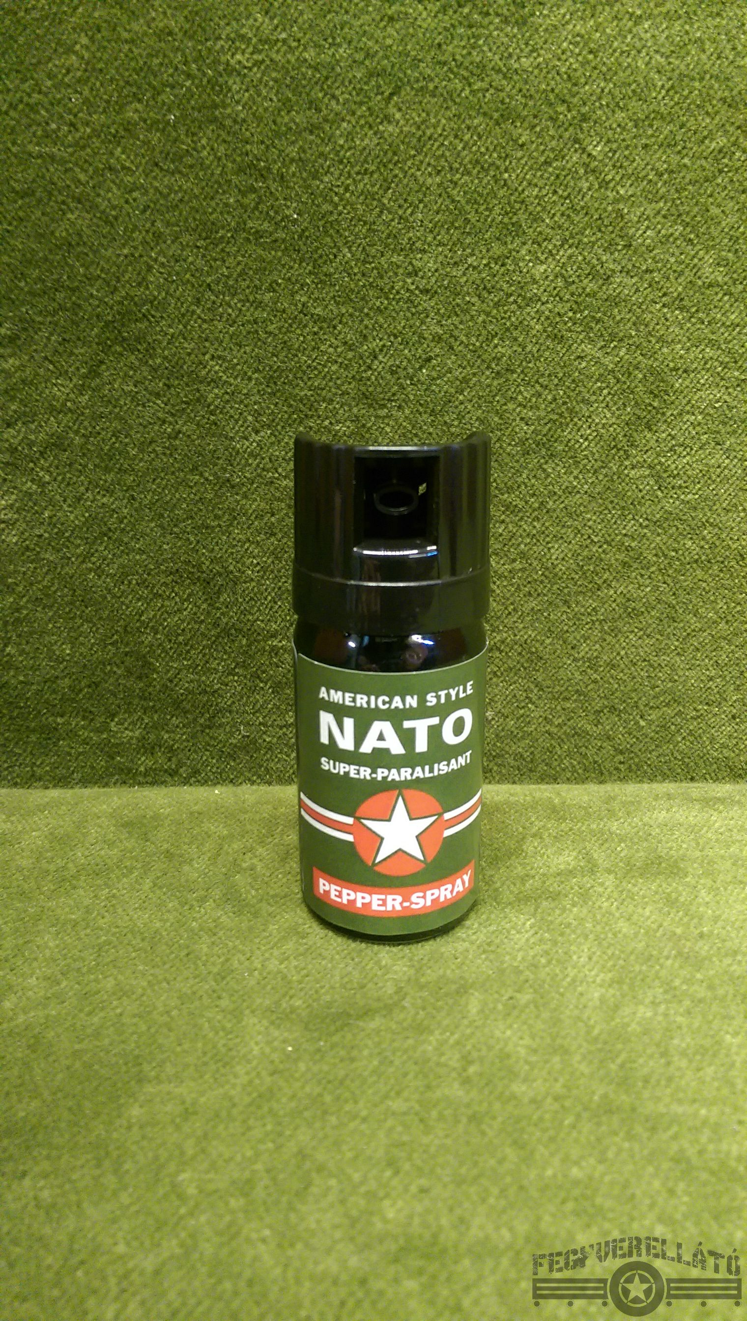 NATO, Pepper, FOG, 40 ml