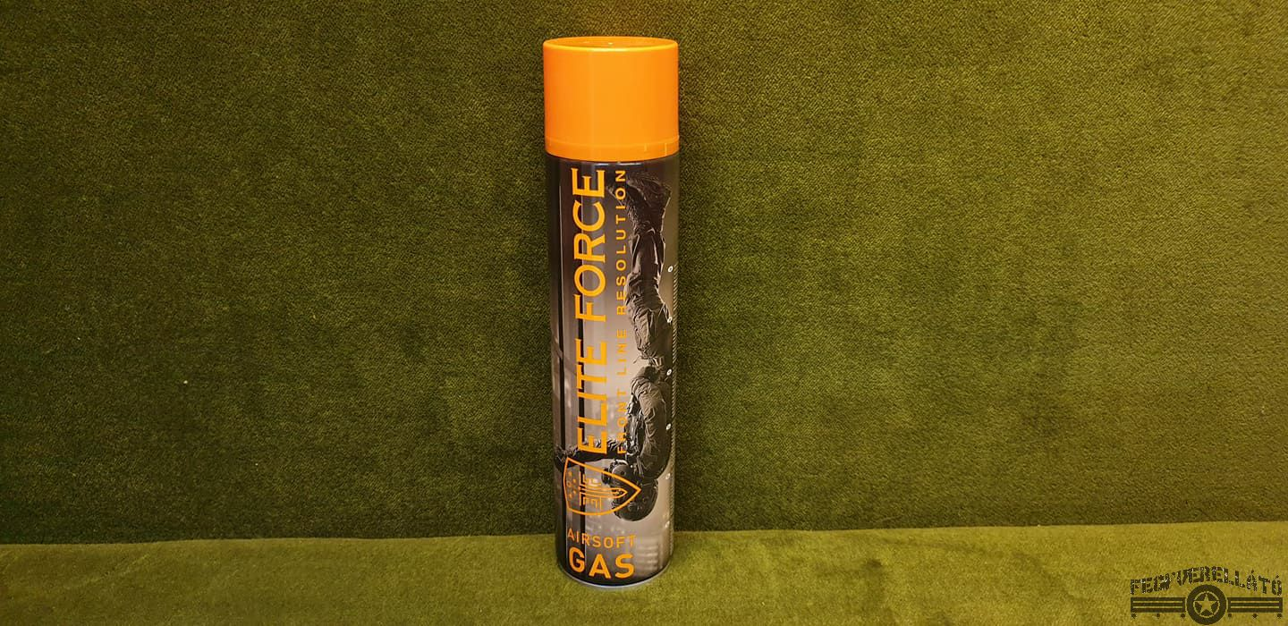 Airsoft GreenGas hajtógáz, 600ml