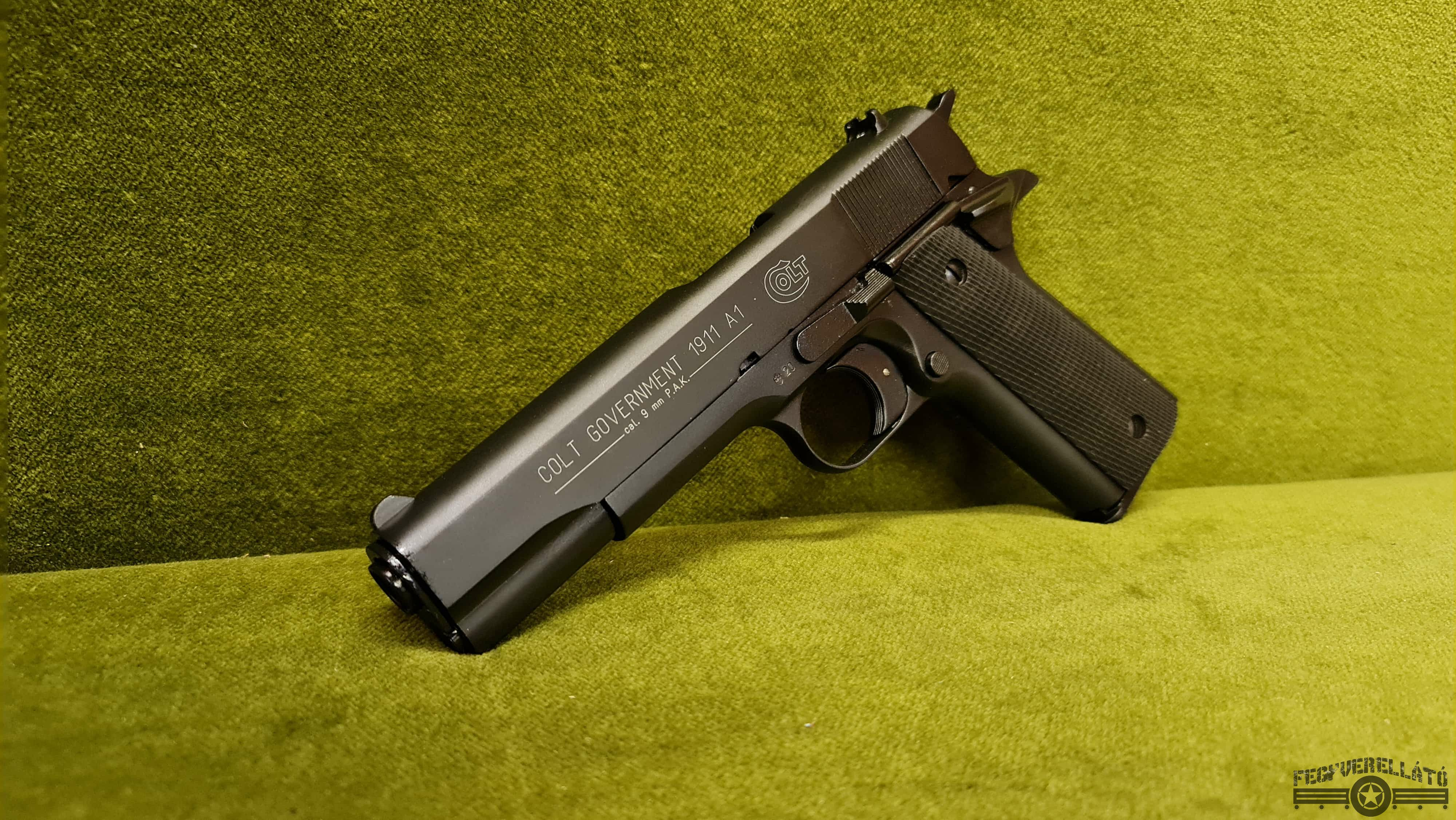 Umarex Colt Government 1911, fekete